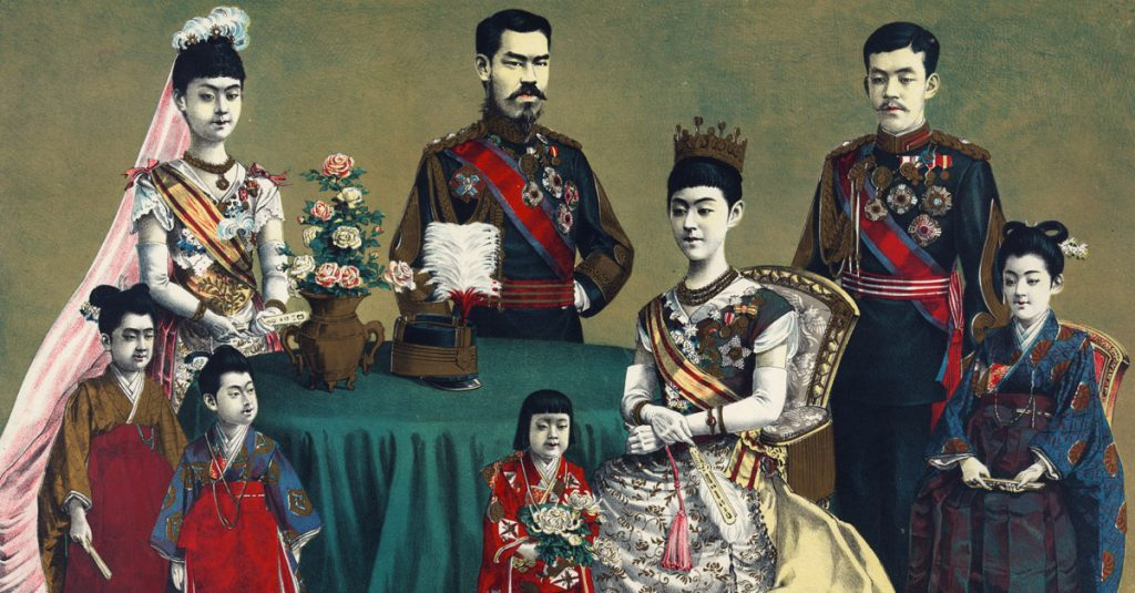 Legendary Facts About Japanese Emperors