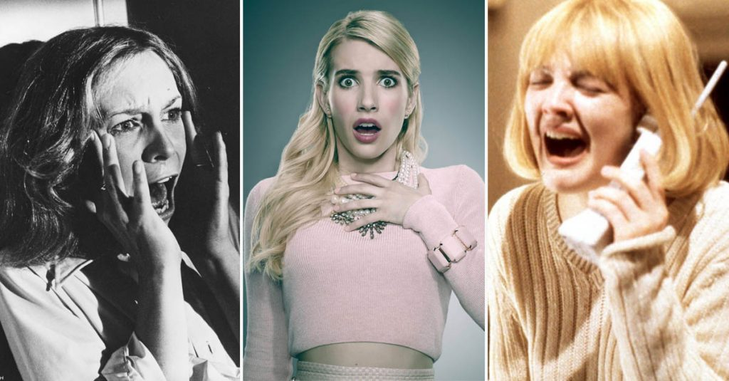 42 Terrifying Facts About Cinema's Greatest Scream Queens