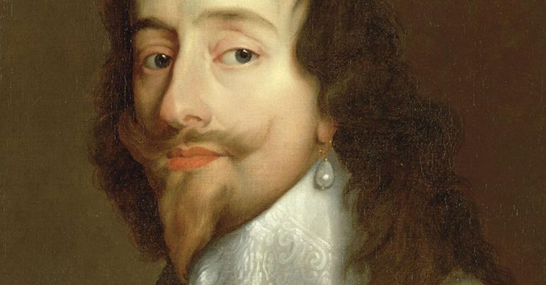 King Charles I Facts