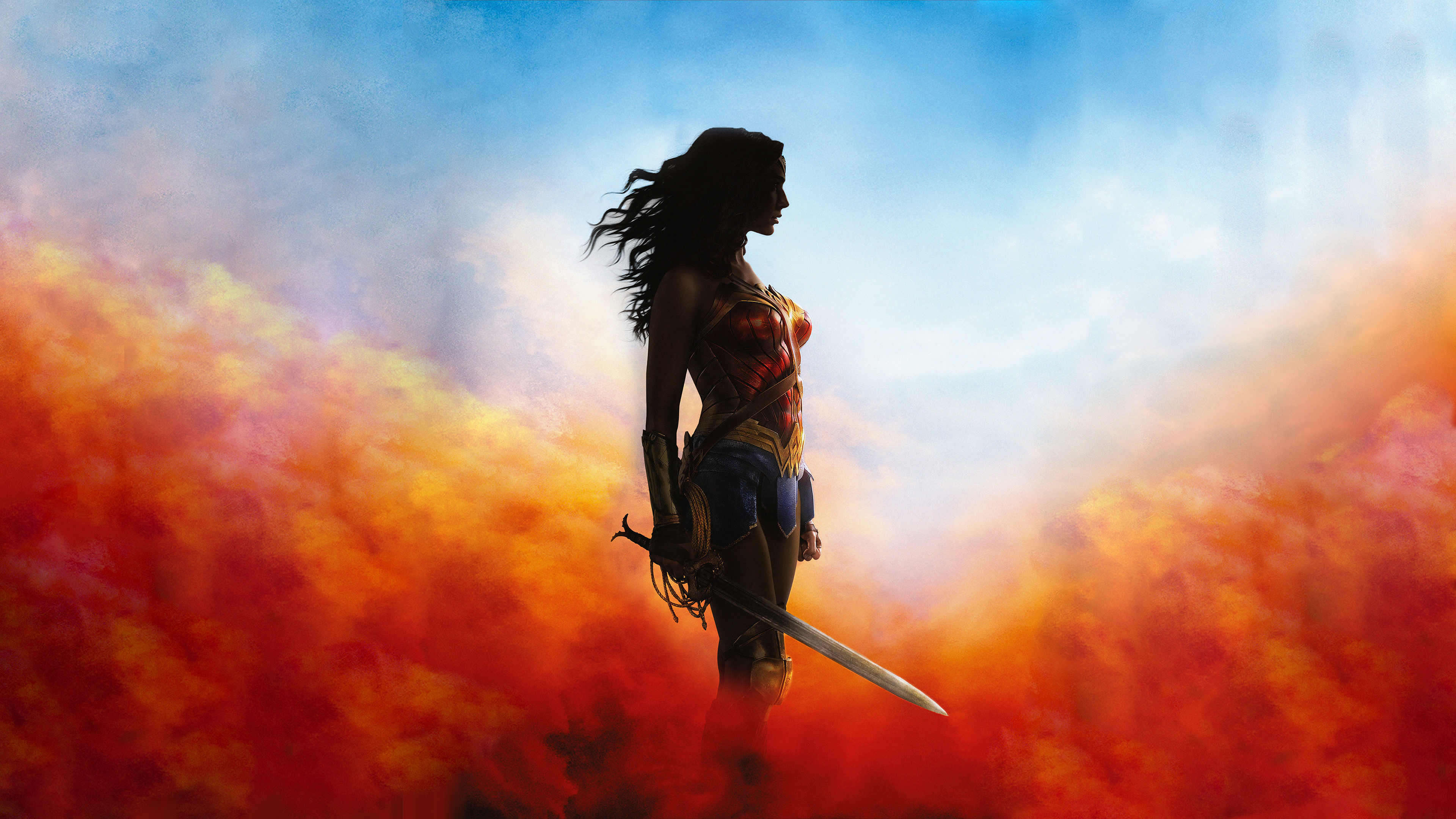 Wallpaper Wonder Woman 2017 Movies 6723: 42 Steely Facts About Wonder Woman