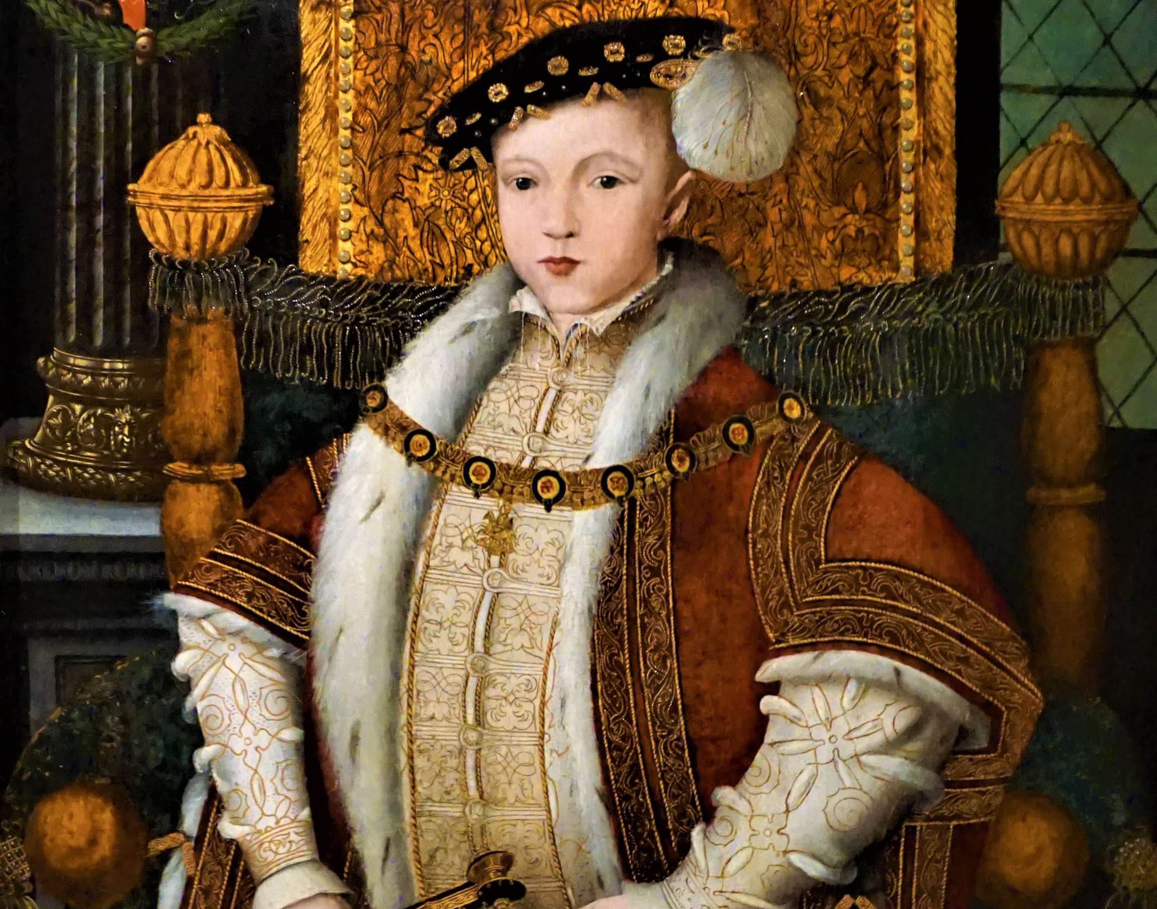 Edward VI facts