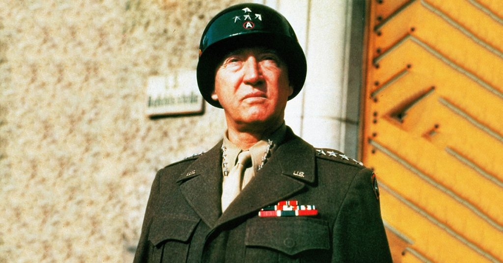 43 Brutal Facts About General George S. Patton, The Great American Firebrand