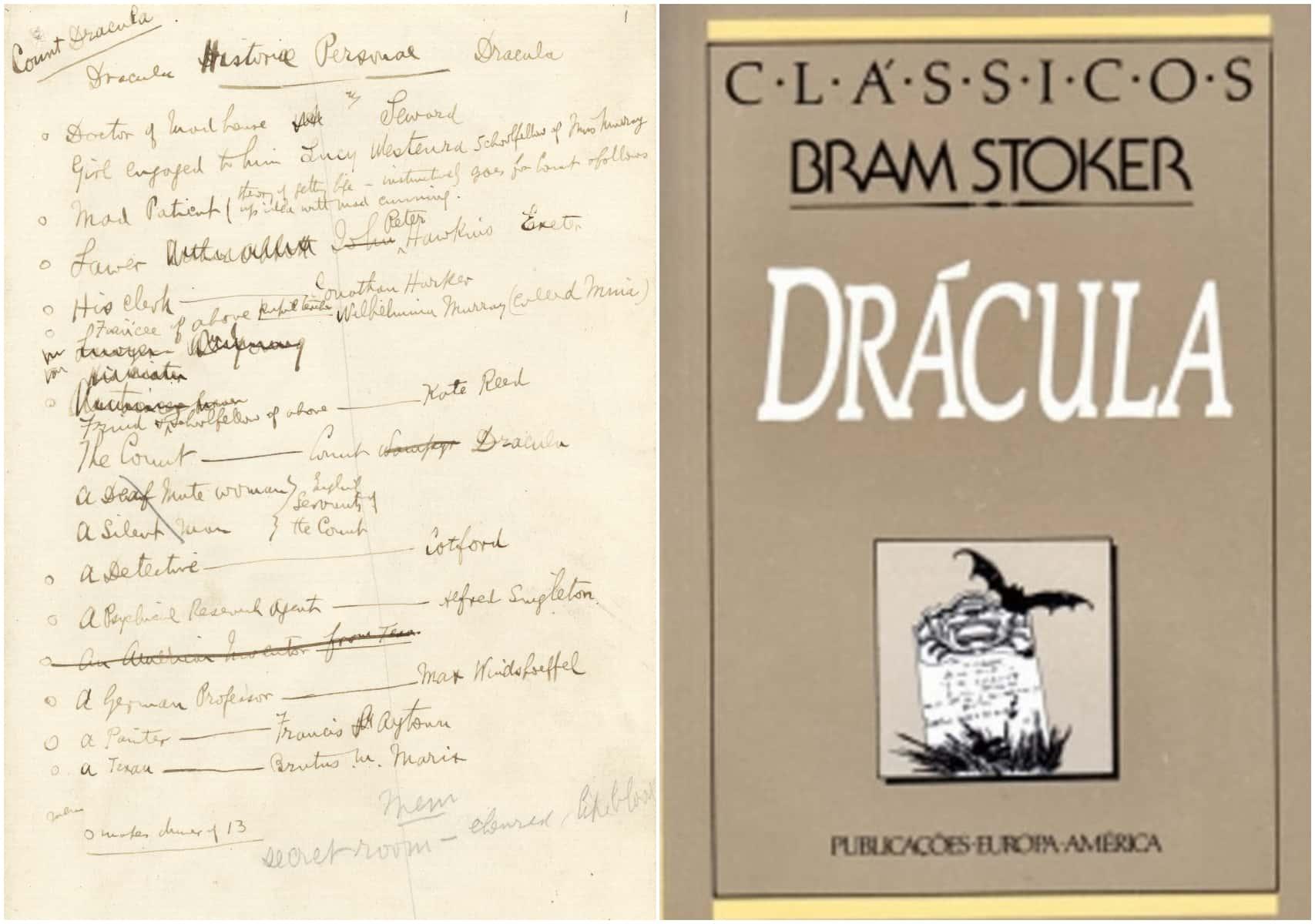 Bram Stoker facts
