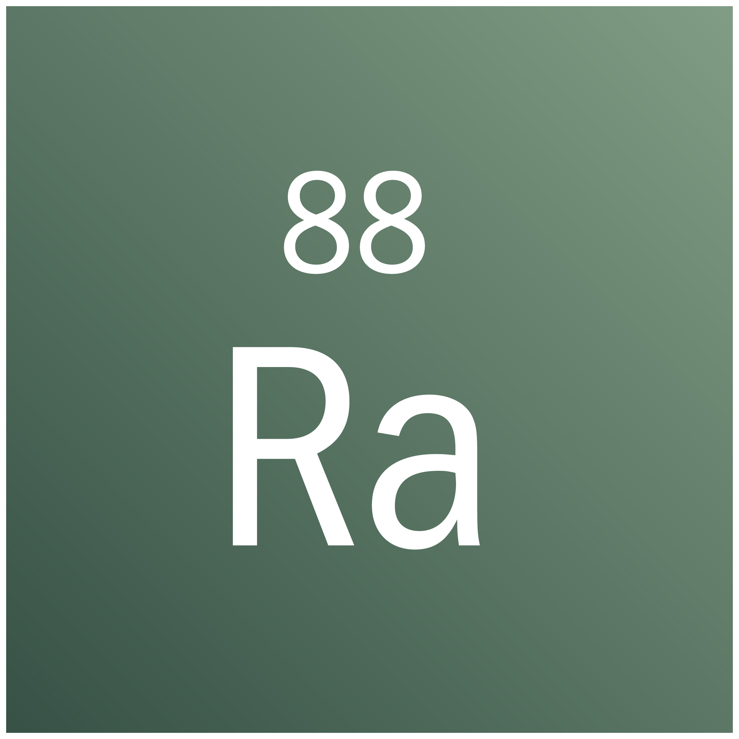 Radium.