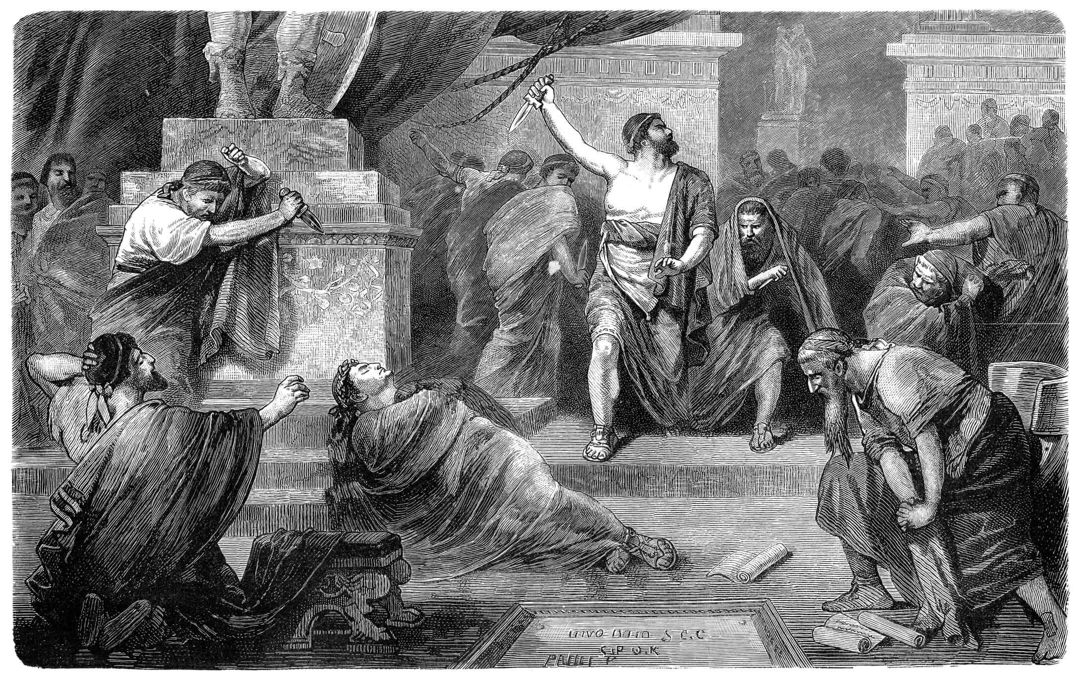 Ancient Roman History Trivia Quiz