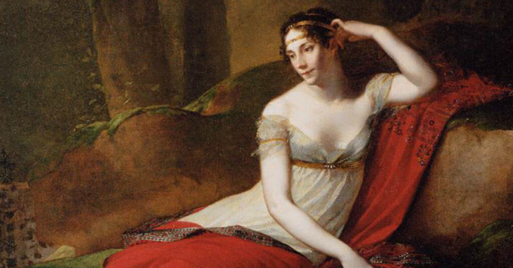 Dark Facts About Empress Josephine, The Woman Who Broke Napoleon's Heart