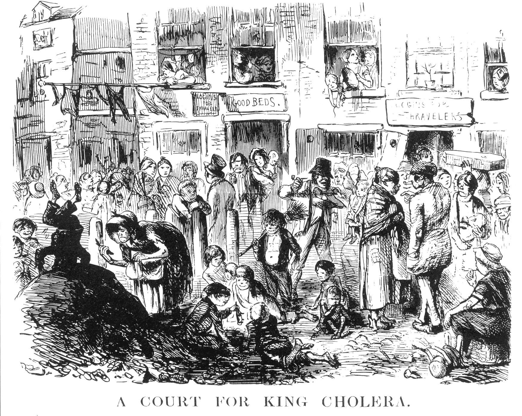 Cholera John Snow Editorial