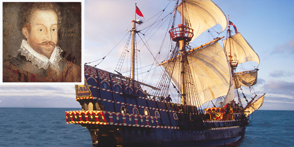 Sir Francis Drake facts