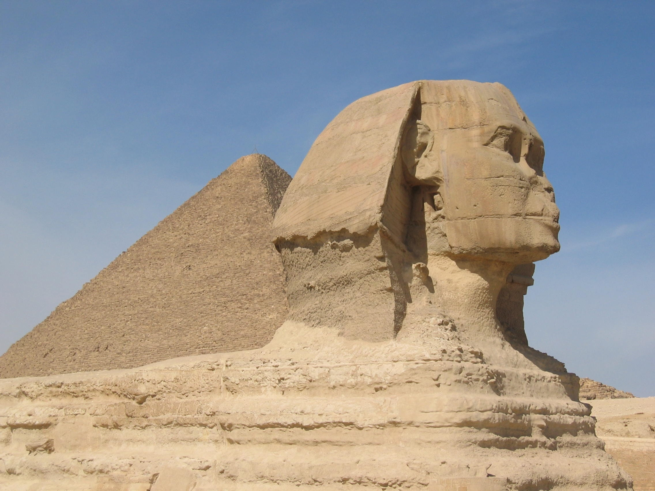The Great Pyramids facts