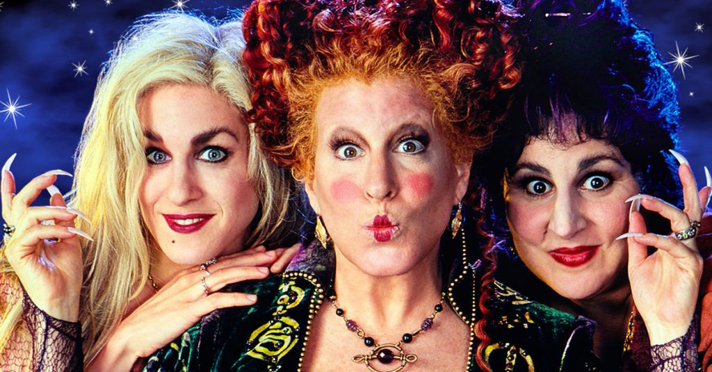 29 Spooky Facts About Hocus Pocus