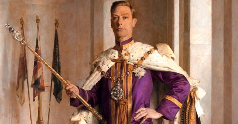 King George VI Facts