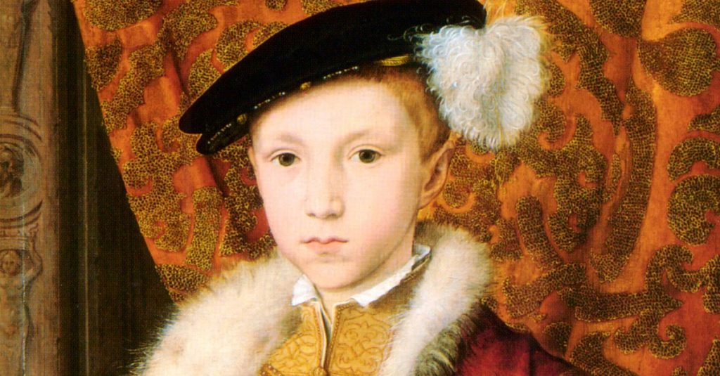 42 Tragic Facts About Edward VI, The Doomed Son of Henry VIII