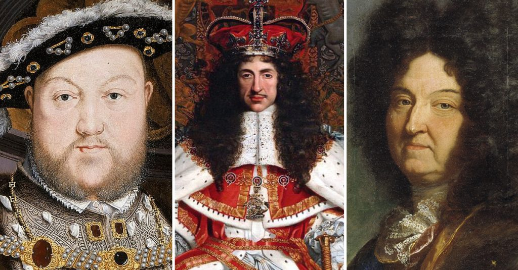 42 Scandalous Facts About Royal Bastards