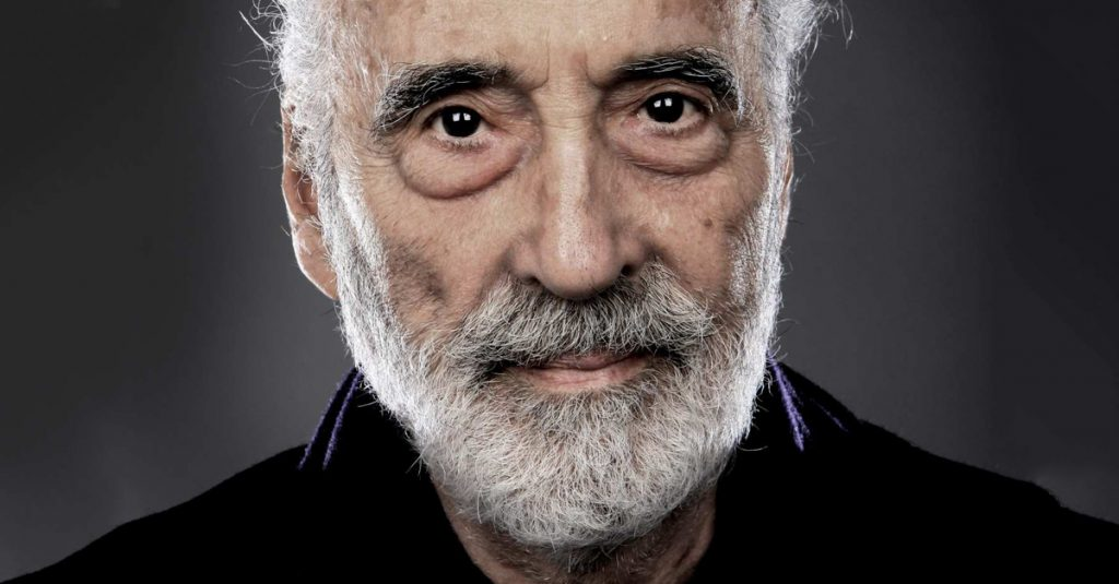 "Christopher Lee, The Real-Life ""Most Interesting Man In The World"""