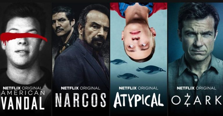 Netflix Originals Facts