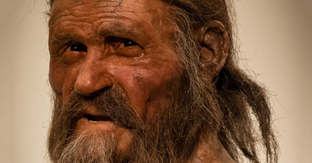 The Mystery of Ötzi the Iceman
