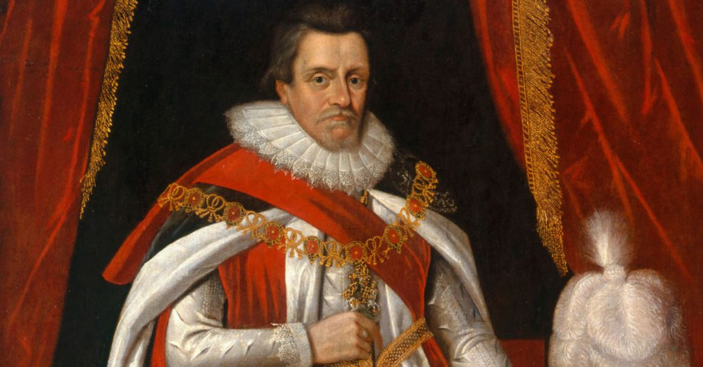 43 Lost Facts About King James I, The Forgotten King