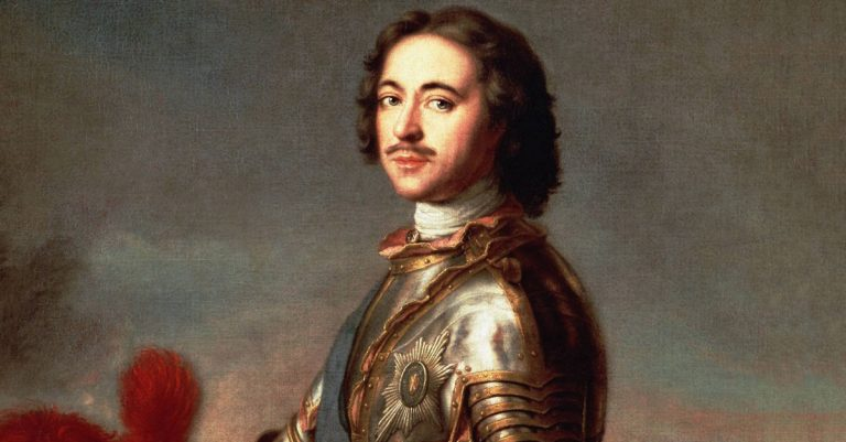 Peter the Great Facts