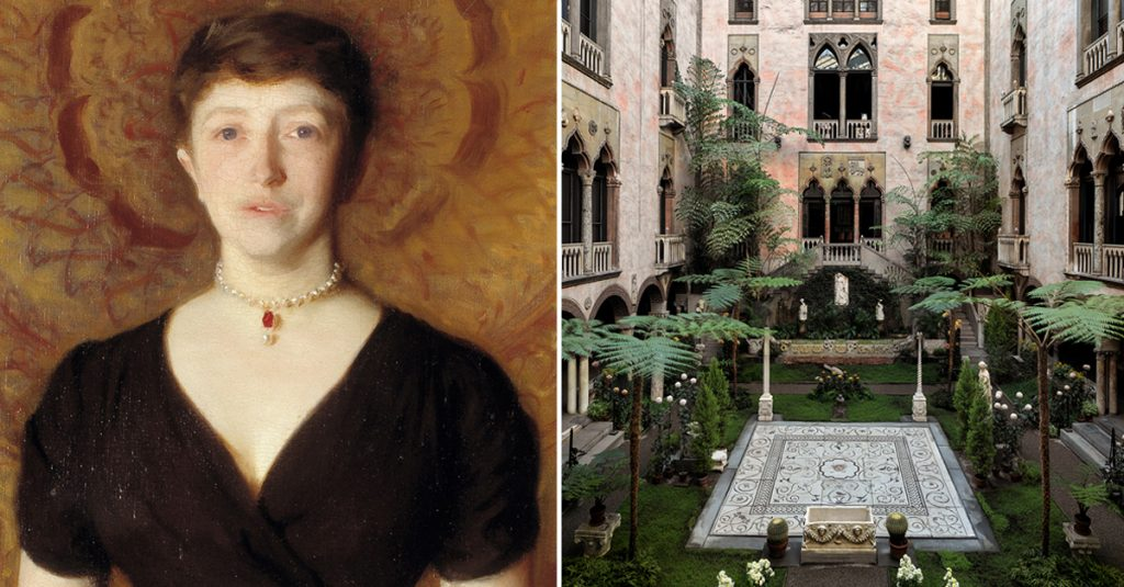 The Biggest Art Heist of All Time: The Isabella Stewart Gardner Museum Theft