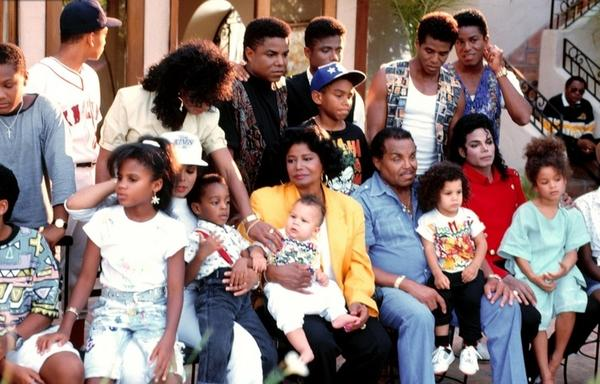 The Jackson Family Facts
