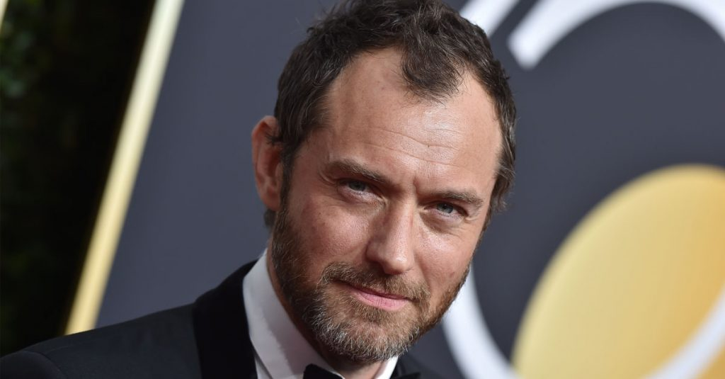 42 Dashing Facts About Jude Law