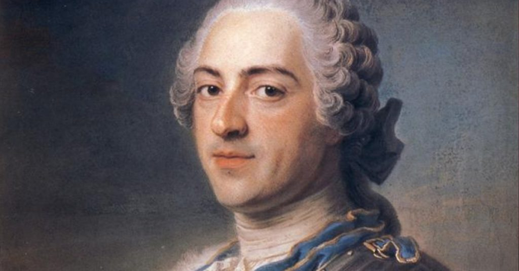 42 Pompous Facts About King Louis XV Of France