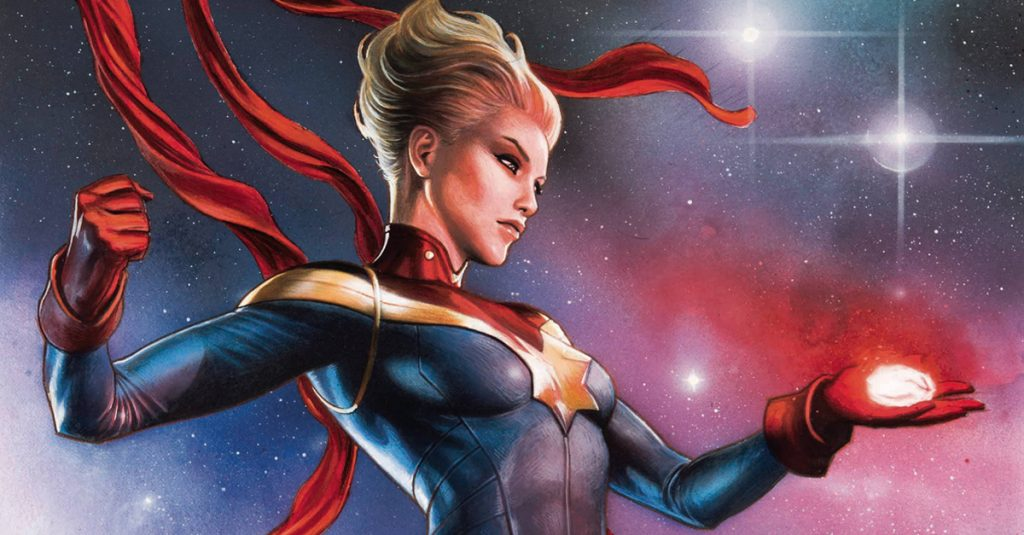 38 Powerful Facts About Captain Marvel, AKA Carol Danvers