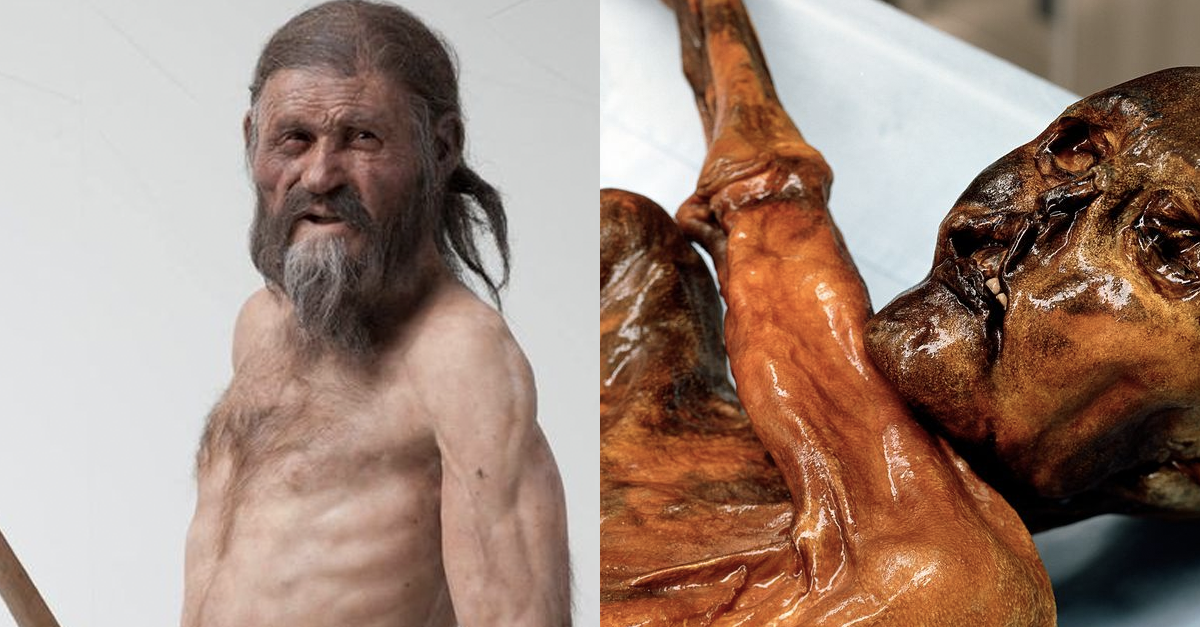 World's oldest mummy SHOCK REVELATION: Scientists discover ... |Otzi The Iceman