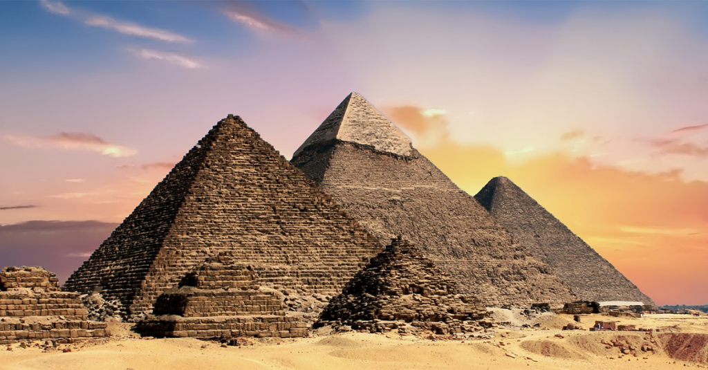 Indestructible Facts About The Great Pyramids