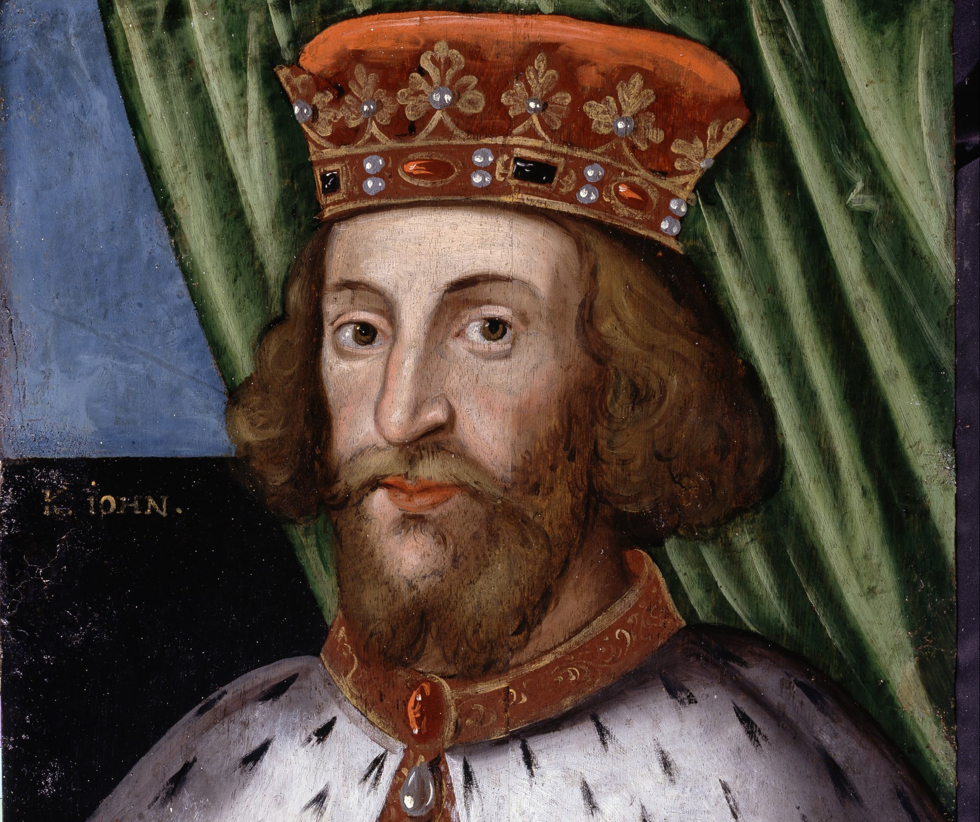 King John facts