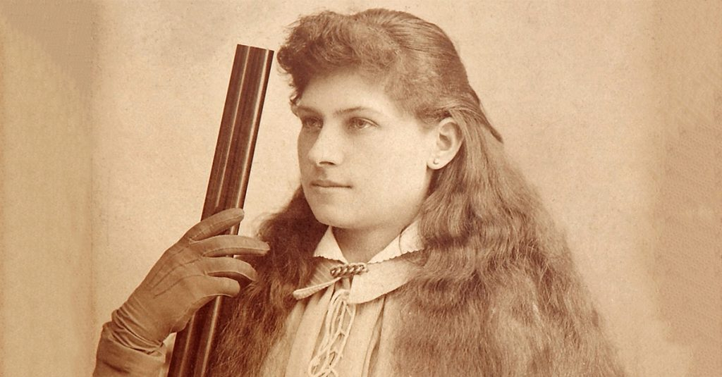 28 Precise Facts About Annie Oakley, America's Tiny Sharpshooter