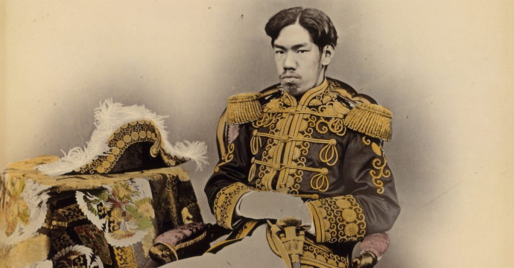 27 Imperial Facts About Emperor Meiji, The Man Who Opened Japan