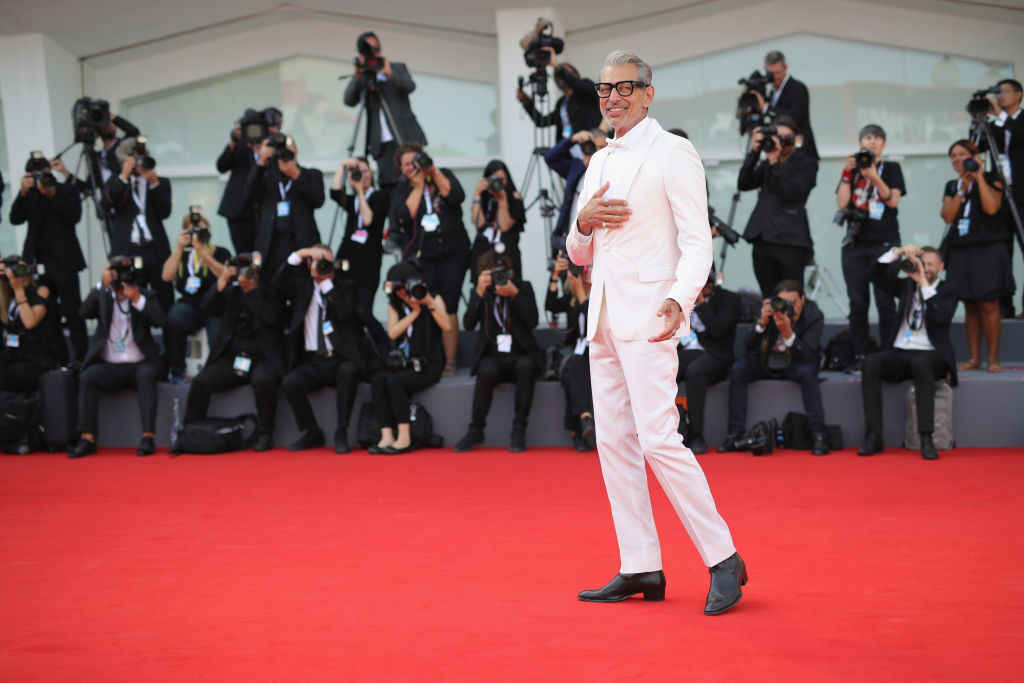 Jeff Goldblum facts