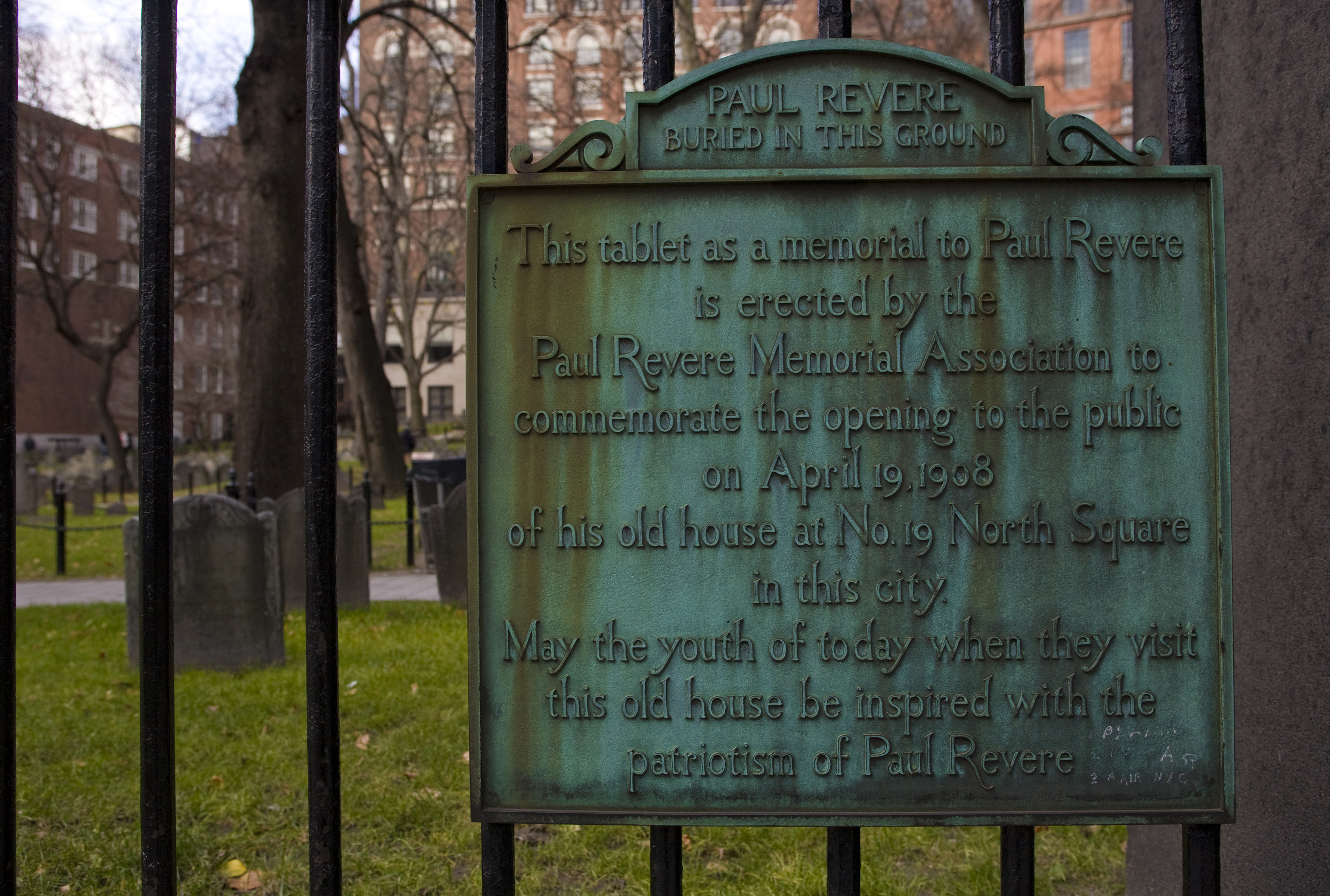 Paul Revere facts
