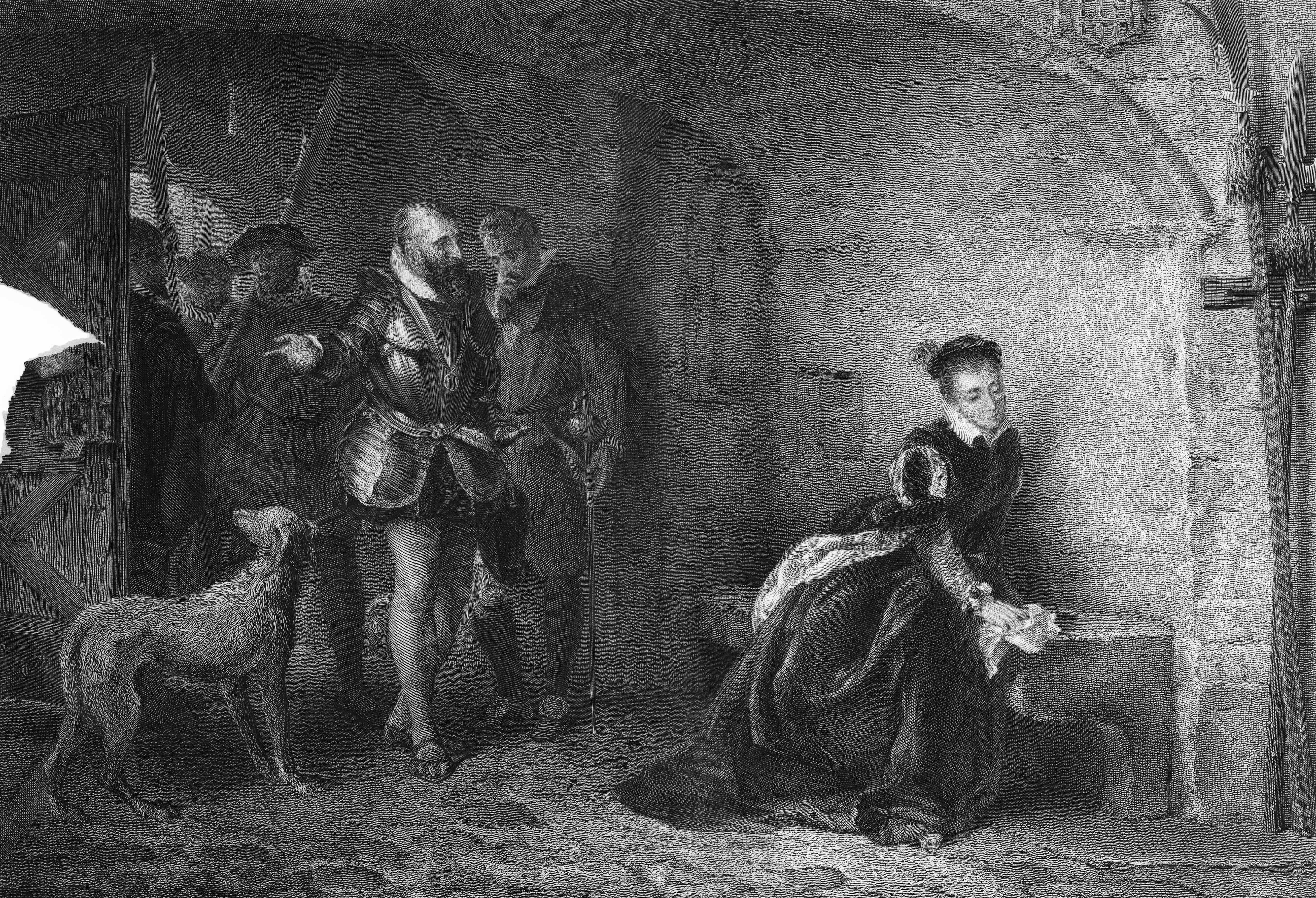 Queen Elizabeth I.