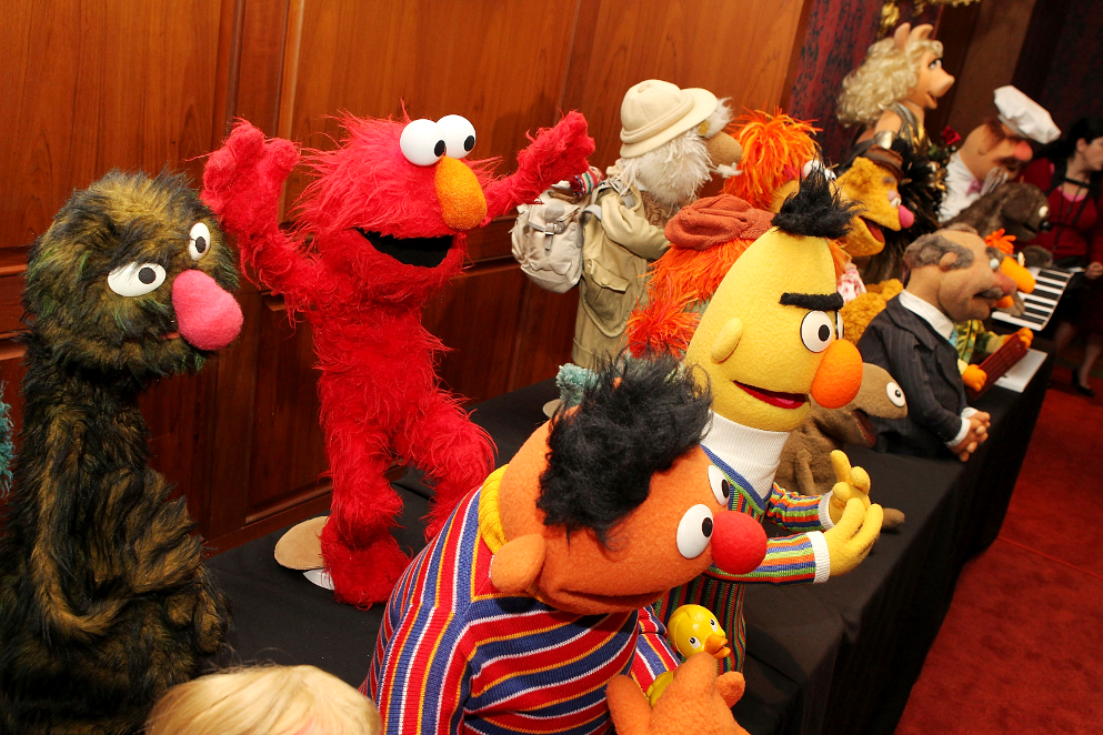 The National Museum Of American History Celebrates Jim Henson's Birthday With Puppet Donation.