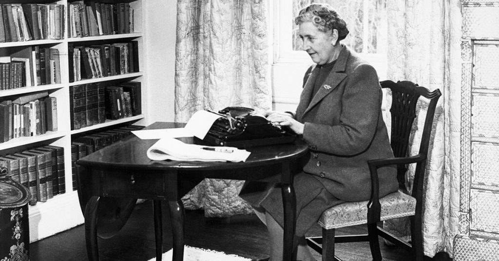 The Mysterious Disappearance Of Agatha Christie