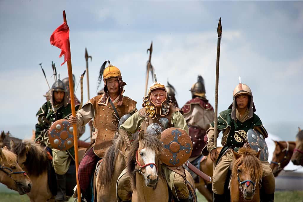 Mongolia - Resurrecting Genghis Khan.