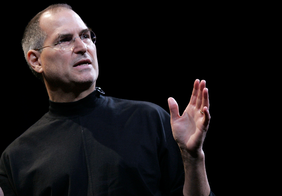 Steve Jobs Launches Annual MacWorld Expo.