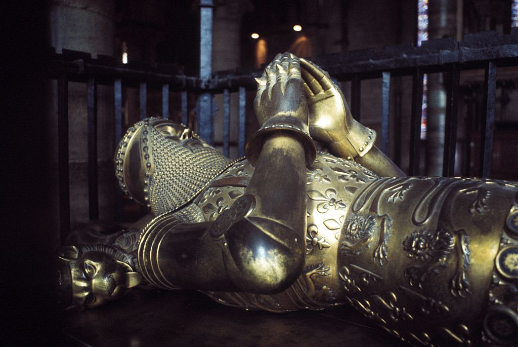 Edward the Black Prince facts