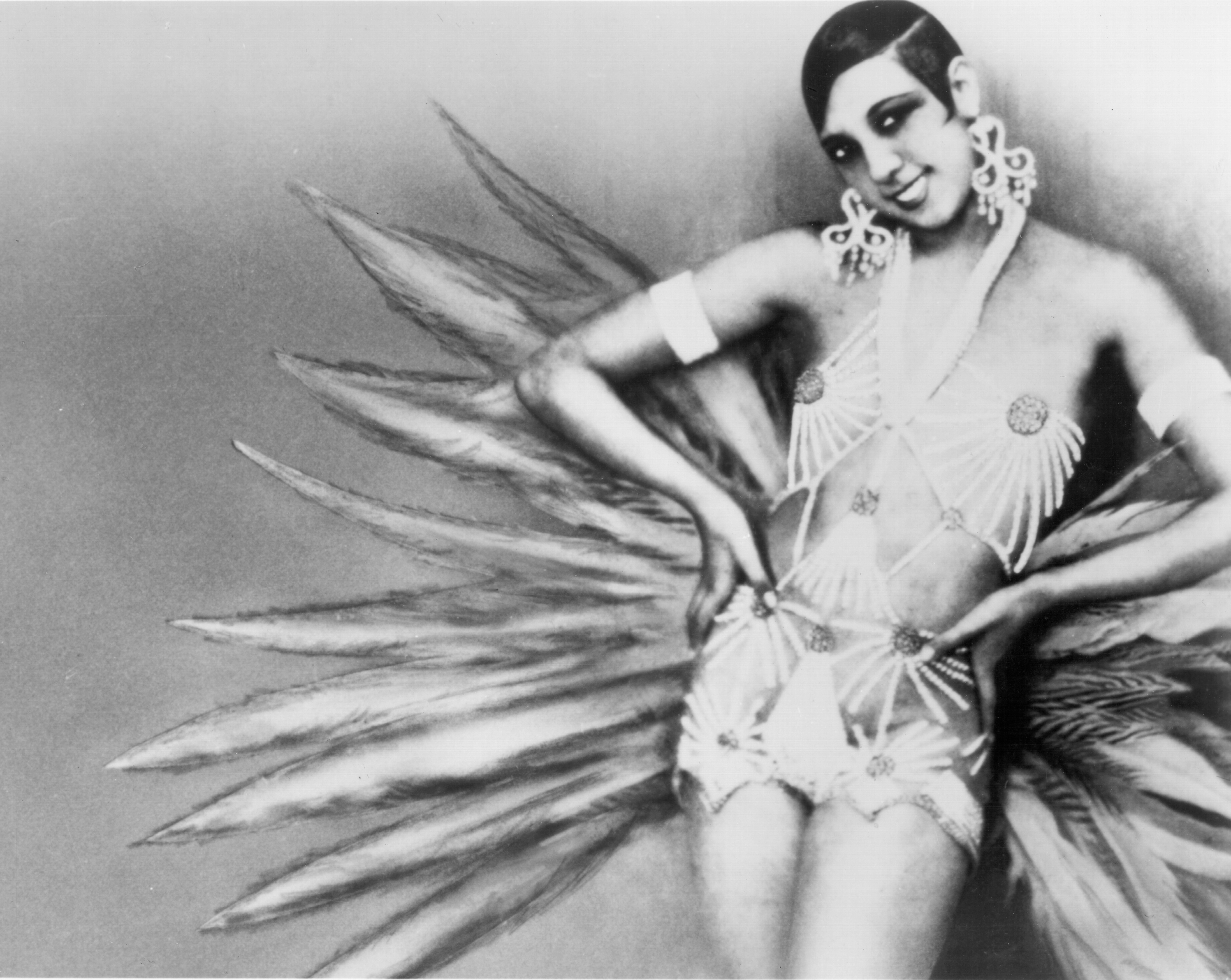 Photo of Josephine Baker.
