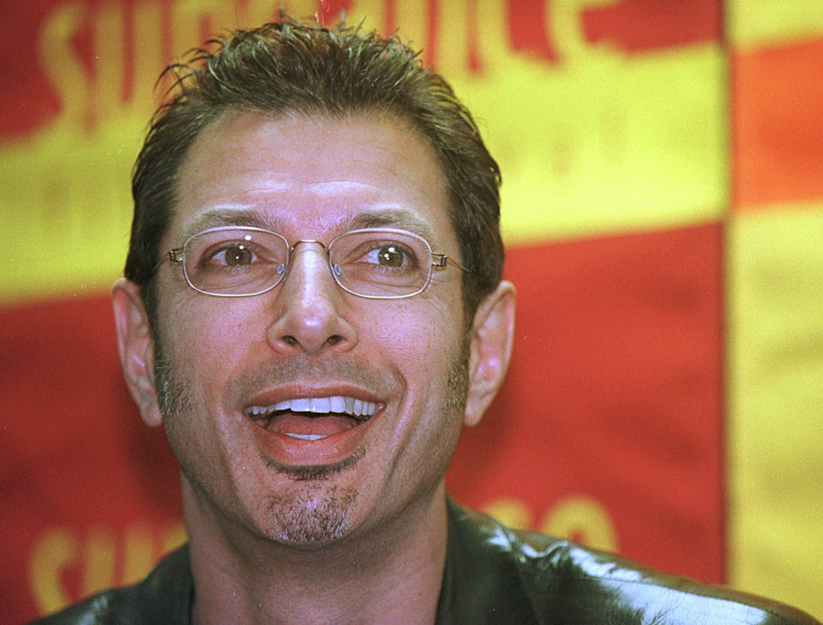 Sundance Film Festival. Jeff Goldblum Headshot.