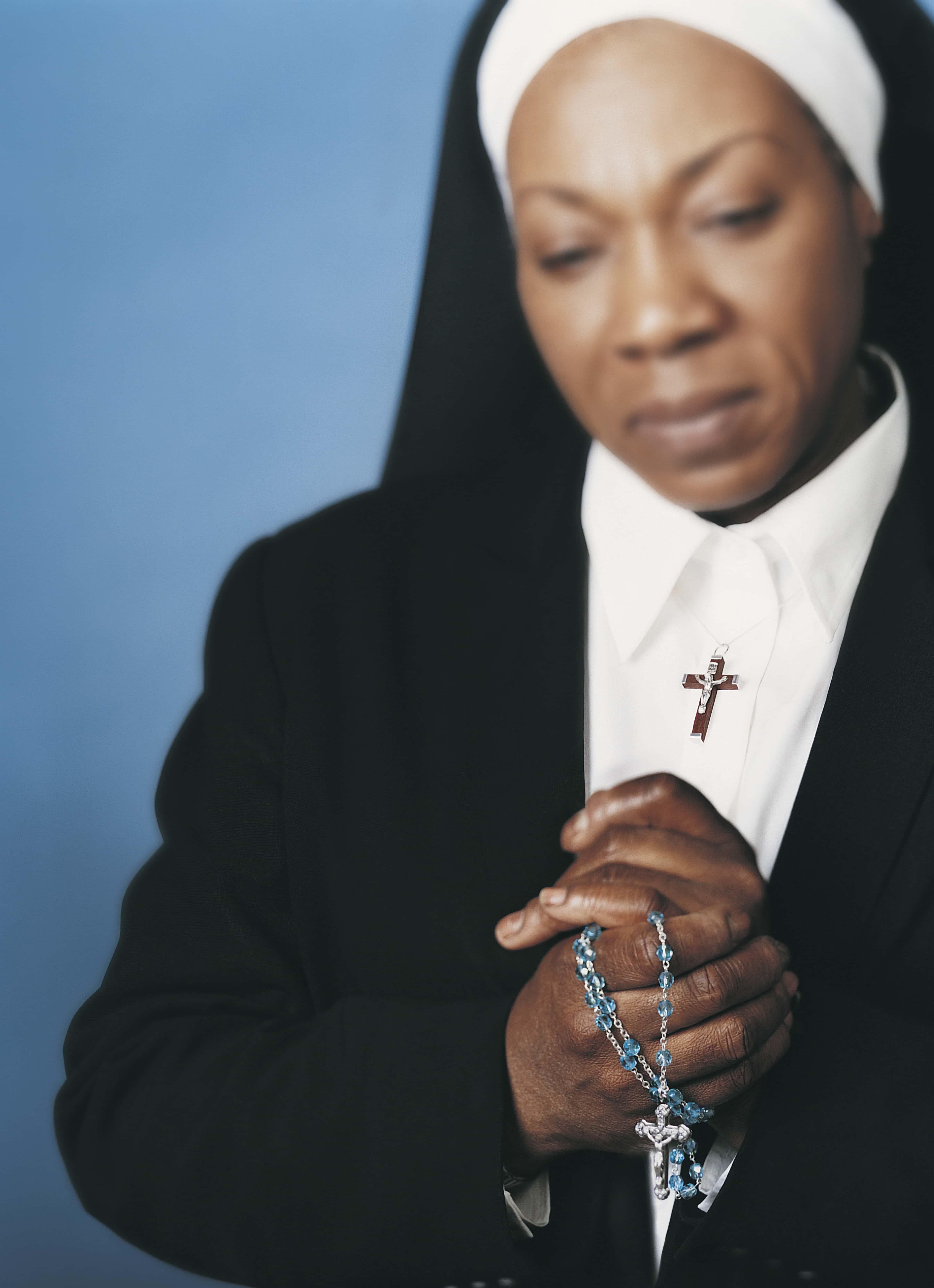 The Black Nun of Moret