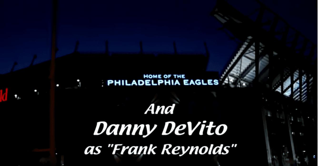 It's always sunny in Philadelphia facts