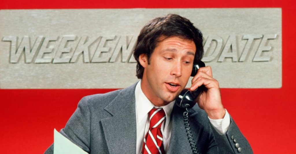 42 Hilarious Facts About Chevy Chase, SNL's First Star