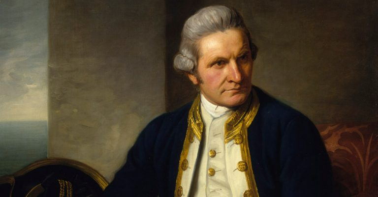 Captain Cook Facts