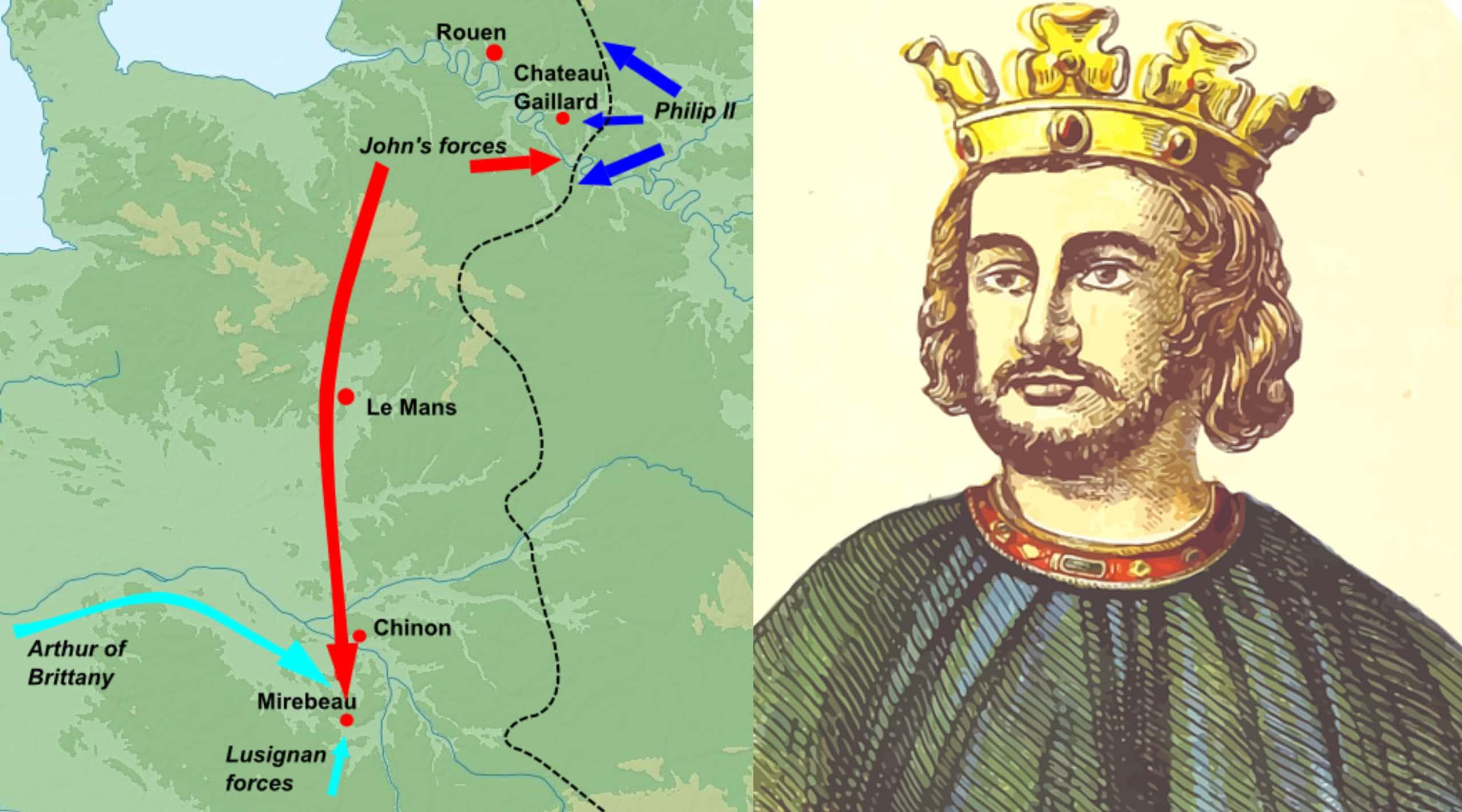 King John facts