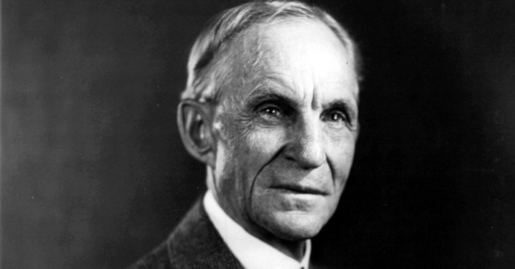 42 Infamous Facts About Henry Ford, The Man Who Put The World On Wheels