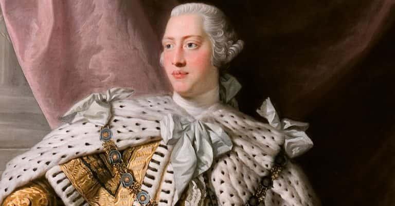 King George III Facts