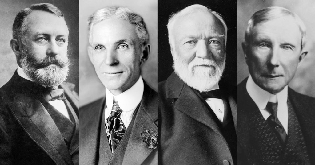 42 Facts About The Robber Barons, America's Captains Of Industry